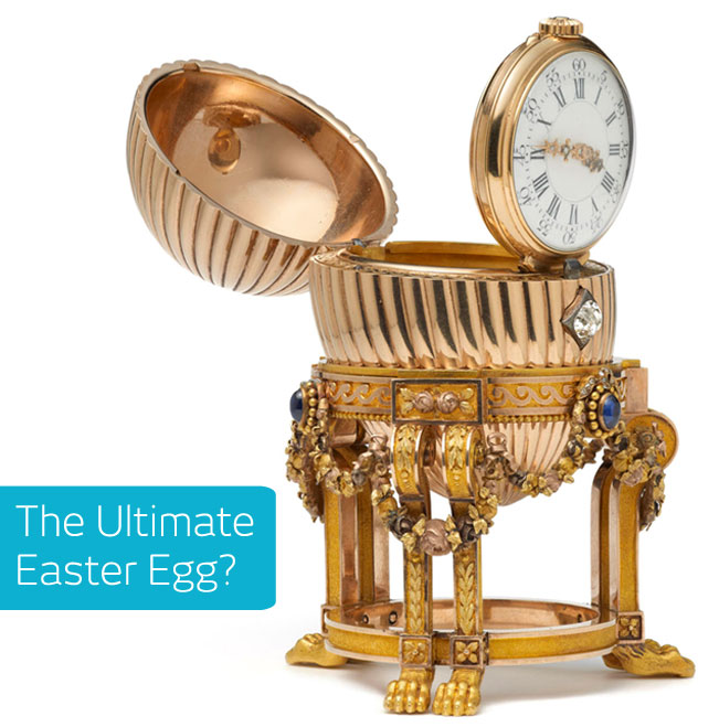 The Ultimate Easter Egg?